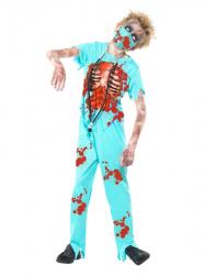 Costum chirurg zombie 12-14 ani BRUNO
