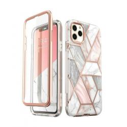 Husa Premium Originala 360 Grade Supcase Cosmo iPhone 11 Pro Marble Huse Telefoane