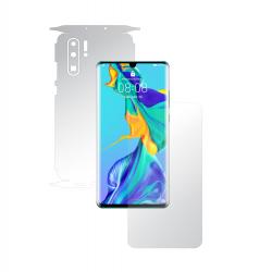 Folie Full Body Invisible Skinz HD pentru Huawei P30 Pro - Folie Protectie Siliconica Ultra-Clear cu taiere 360 Cut pentru Ecran Carcasa