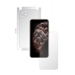 Folie Full Body Invisible Skinz UHD AutoRegeneranta pentru Apple iPhone 11 Pro Max - FULL CUT - Folie Protectie Siliconica Ultra-Clear cu Folii Protectie
