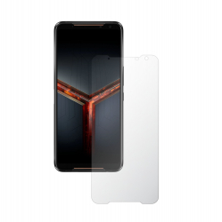 Set 2X Folie Protectie Ecran Invisible Skinz HD pentru Asus ROG Phone 2 II - Folie Siliconica Ultra-Clear cu Acoperire Totala Adeziva si Folii Protectie