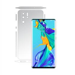 Folie Protectie spate Invisible Skinz UHD AutoRegeneranta pentru Huawei P30 Pro - Folie Siliconica Ultra-Clear cu taiere Split Cut pentru