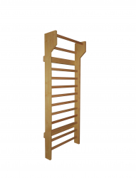 Spalier Gimnastica Standard Prospalier M2 200x90 cm 12 BARE lacuit natur lemn Accesorii fitness