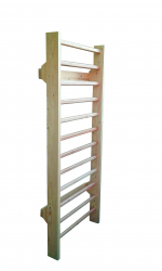 Spalier Gimnastica Standard Prospalier M330N 230x80 cm 14 BARE nelacuit lemn Accesorii fitness