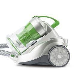Aspirator fara sac H.Koenig AXO940 multiciclonic vacuum silentios triplu A floor+ filtru HEPA de inalta eficienta 2 viteze Aspiratoare