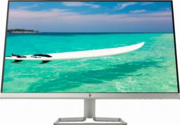 """pret preturi Monitor LED IPS HP 27"""" Full HD FreeSync HDMI Argintiu 27f"""