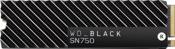 Solid-State Drive (SSD) WD Black SN750 NVMe 2TB M.2 PCI Express 3.0 x4 Heathsink