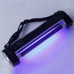 Detector de valuta lampa UV portabila 6W functie lanterna