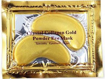 Masca Gold pentru ochi cu efect de hidratare indepartarea semnelor de oboseala reducerea pungilor de sub ochi si a umflaturilor Lanthome Masti, exfoliant, tonice