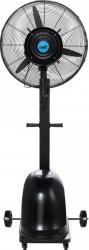 Ventilator cu umidificator 300W rezervor 49l 3 trepte viteza 150 mc/min