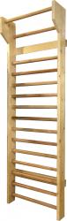 Spalier Gimnastica Standard Prospalier 260x85 cm M2600L 16 BARE lacuit natur lemn Accesorii fitness