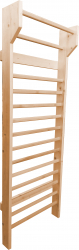 Spalier Gimnastica Standard Prospalier M2 230x85 cm 14 BARE lacuit natur lemn Accesorii fitness