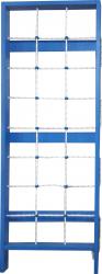 Spalier - plasa de catarare Prospalier MP245CLB 24580 cm albastru Accesorii fitness