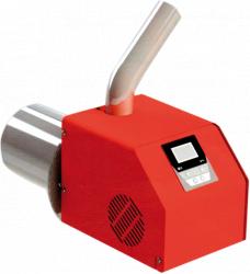 Arzator cu peleti Burnit PELL ECO 35 Kw snec de alimentare senzori pentru cazan boiler si puffer flansa de montaj aprindere electrica