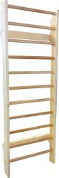 Spalier Gimnastica Prospalier M1 230x80 cm 11 BARE lacuit natur lemn Accesorii fitness