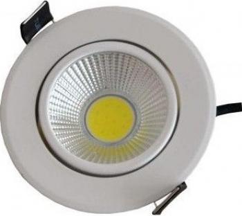 Spot LED Rotund 5W Lumina Rece Corpuri de iluminat