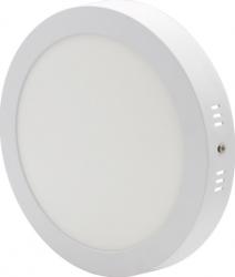 Aplica led 18 W forma rotunda lumina alb rece 6500k Corpuri de iluminat