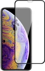 Folie de Sticla iPhone 11 Pro Max - Acoperire completa ecran Margini negre