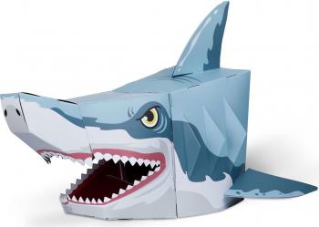 Masca 3D Rechin Fiesta Crafts FCT-3018 B39017096 Jucarii Interactive