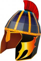 Masca 3D Soldat Fiesta Crafts FCT-3020 B39017098 Jucarii Interactive