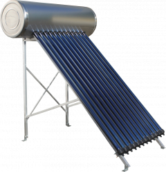 Panou solar presurizat compact PS 150 - terasa