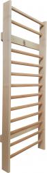 Spalier Gimnastica Standard Prospalier M120L 200x80 cm 12 BARE lacuit natur lemn Accesorii fitness
