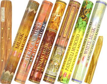 Betisoare parfumate e-palosanto aromaterapie Set Mosc + Lemn Palo Santo Odorizante