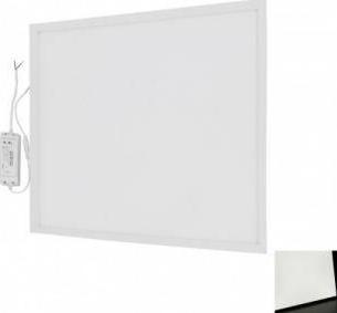 PANOU LED 60 X 60 CU RAMA ALBA 48W Corpuri de iluminat