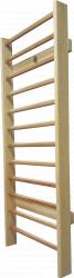 Spalier Gimnastica Standard Prospalier M3 200x80 cm 12 BARE lacuit natur lemn Accesorii fitness