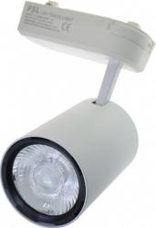 PROIECTOR LED SMD ALB PE SINA 4 CONTACTE 25W Corpuri de iluminat