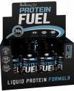 Proteina lichida Biotech USA Protein Fuel 12 flacoane mar-lima Vitamine si Suplimente nutritive