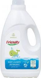 Detergent rufe Friendly Organic pentru bebelusi Marsilia 40 spalari 2000 ml Detergent ecologic