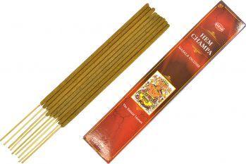 Betisoare parfumate premium e-palosanto Hem Champa 15 gr. Odorizante