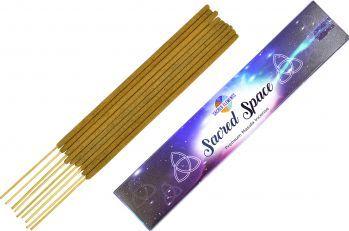 Betisoare parfumate premium e-palosanto Spatiu Sacru 15 gr. Odorizante