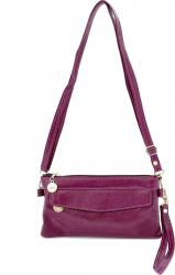 Geanta borseta de dama JBL de dimensiuni mici culoare mov 723 Genti de dama