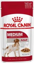 Hrana umeda pentru caini Royal Canin Medium Adult set 10 buc 140g Hrana animale