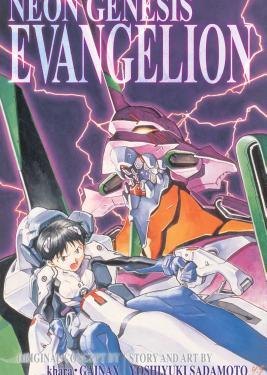 Neon Genesis Evangelion 3-In-1 Edition Vol. 1 Carti