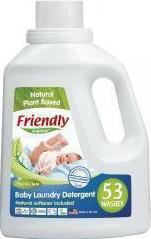 Detergent rufe bebe bio fara miros 53 spalari 1567 ml Detergent ecologic