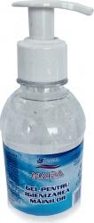 Gel pentru igienizarea mainilor cu pompita 250 ml Gel antibacterian