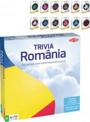 Joc de societate - Trivia Romania 54292 + Spinner Jocuri de Societate