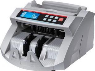 Masina de numarat bani / bancnote 2386-2108D Bill Counter Alba Masini de numarat bani