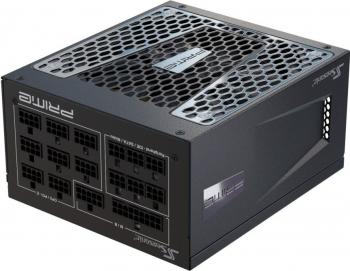 Sursa Seasonic Prime TX 1000W Full Modulara 80Plus TITANIUM Premium Hybrid Fan Control Surse