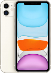 Telefon mobil Apple iPhone 11 64GB White Telefoane Mobile