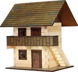 Set de construit din lemn Walachia - Granary 126 piese Seturi de constructie