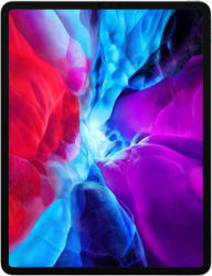Apple iPad Pro 12.9 2020 128GB Wi-Fi Silver Tablete