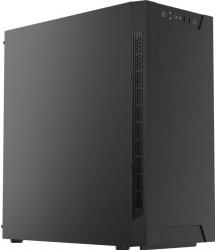 Carcasa SilentiumPC Armis AR6 Middle Tower E-ATX fara sursa black Carcase