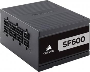 Sursa Corsair SF Series SF600 600W 80+ Platinum Surse