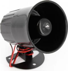 Sirena alarma auto 1 Ton Putere 20W Tensiune 12V Alarme auto si Senzori de parcare