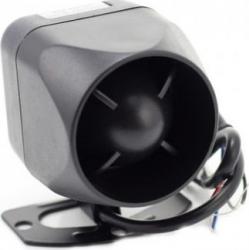 Sirena auto cu acumulator incorporat 20W 12V Alarme auto si Senzori de parcare