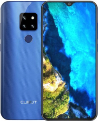 Telefon mobil Cubot P30 6.3 FHD+ 4+64GB Android 9 Albastru Telefoane Mobile